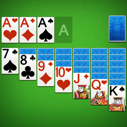 Klondike Solitaire - Geduld Kartenspiele