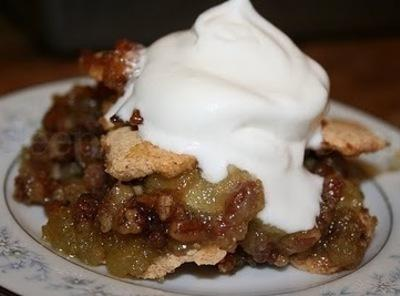 Ozark Pudding Recipe