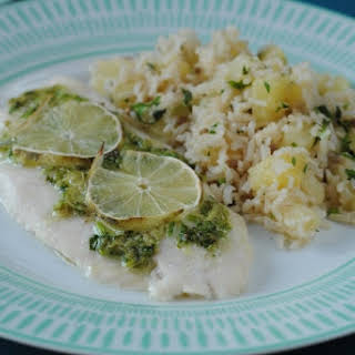 Healthy Fish And Rice Recipes.