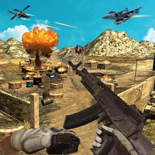 IGI Commando Army Combat Strike: Free Action Games (game)