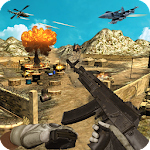 IGI Commando Army Combat Strike: Free Action Games Icon