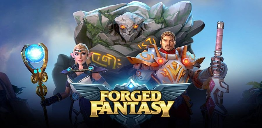 Forged Fantasy APK Free Download