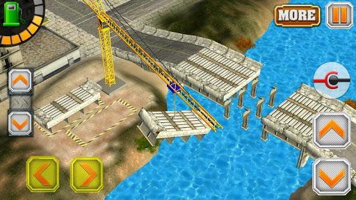 無料模拟Appの橋梁建設ビルダー|記事Game