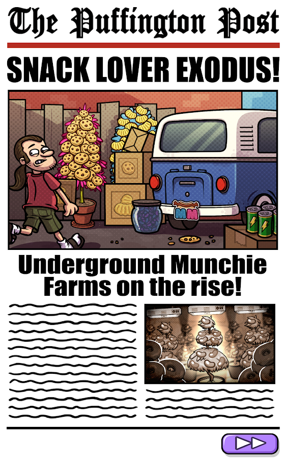 Munchie Farm- screenshot
