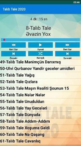 Talib Taleh Butun Mahnilari Mp3 Yukle