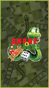 Snakes And Ladders Game | Saap Sidi - náhled
