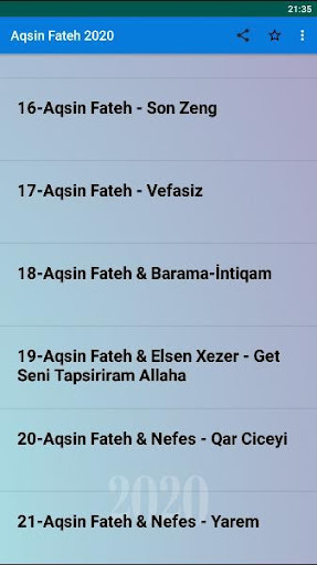 Download Aqsin Fateh Mahnilar 2020 Internetsiz Free For Android Aqsin Fateh Mahnilar 2020 Internetsiz Apk Download Steprimo Com