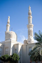 Photo: Jumeira Mosque.