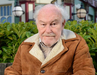 Timothy West to star in Dad's Army remake