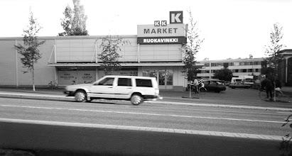 Photo: Ruokavinkki Voionmaankadulla. 2002