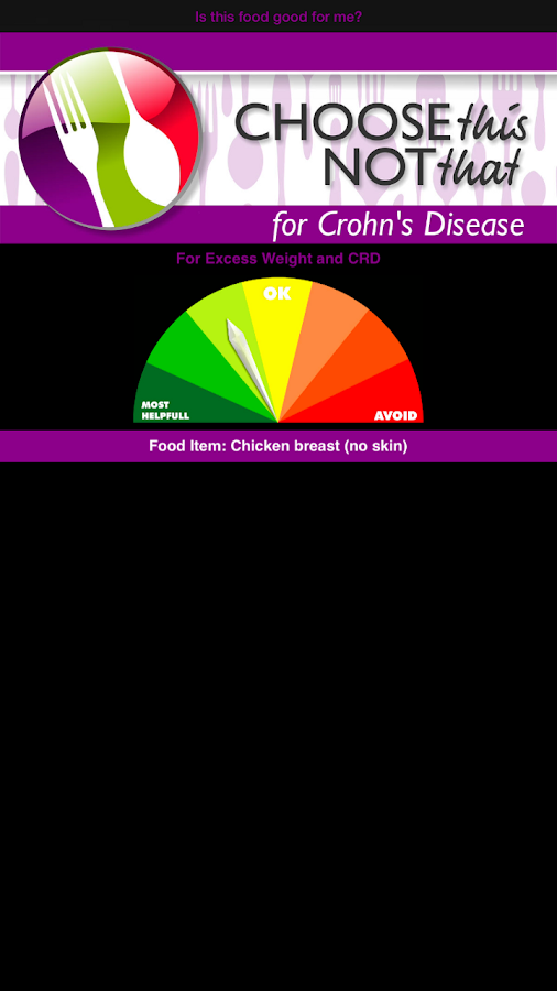 Crohn's Disease- screenshot