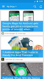 Drippler - Android Updates Screenshot 5