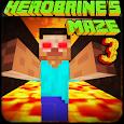 Herobrine`s Maze 3 icon