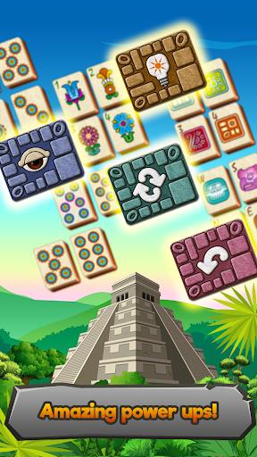 Mahjong Maya Puzzle Live Duels 1.6.7 screenshots 3