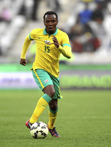May Mahlangu last played for SA two years ago. / Luke Walker/Gallo Images