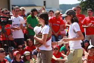 Photo: Bravo Adela si Elena, locul 5 feminin