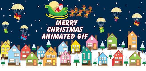 Christmas Gif Greetings – Apps bei Google Play