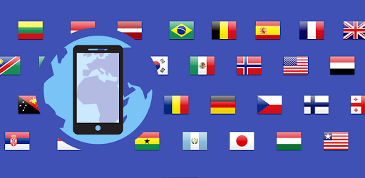 Phone Codes of the World - Apps on Google Play