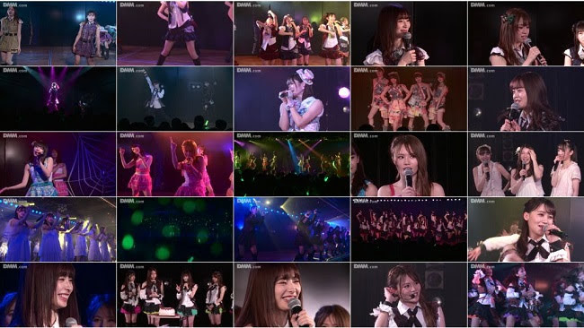 190124 (1080p) AKB48 込山チームK 「RESET」公演 武藤十夢 生誕祭 DMM HD