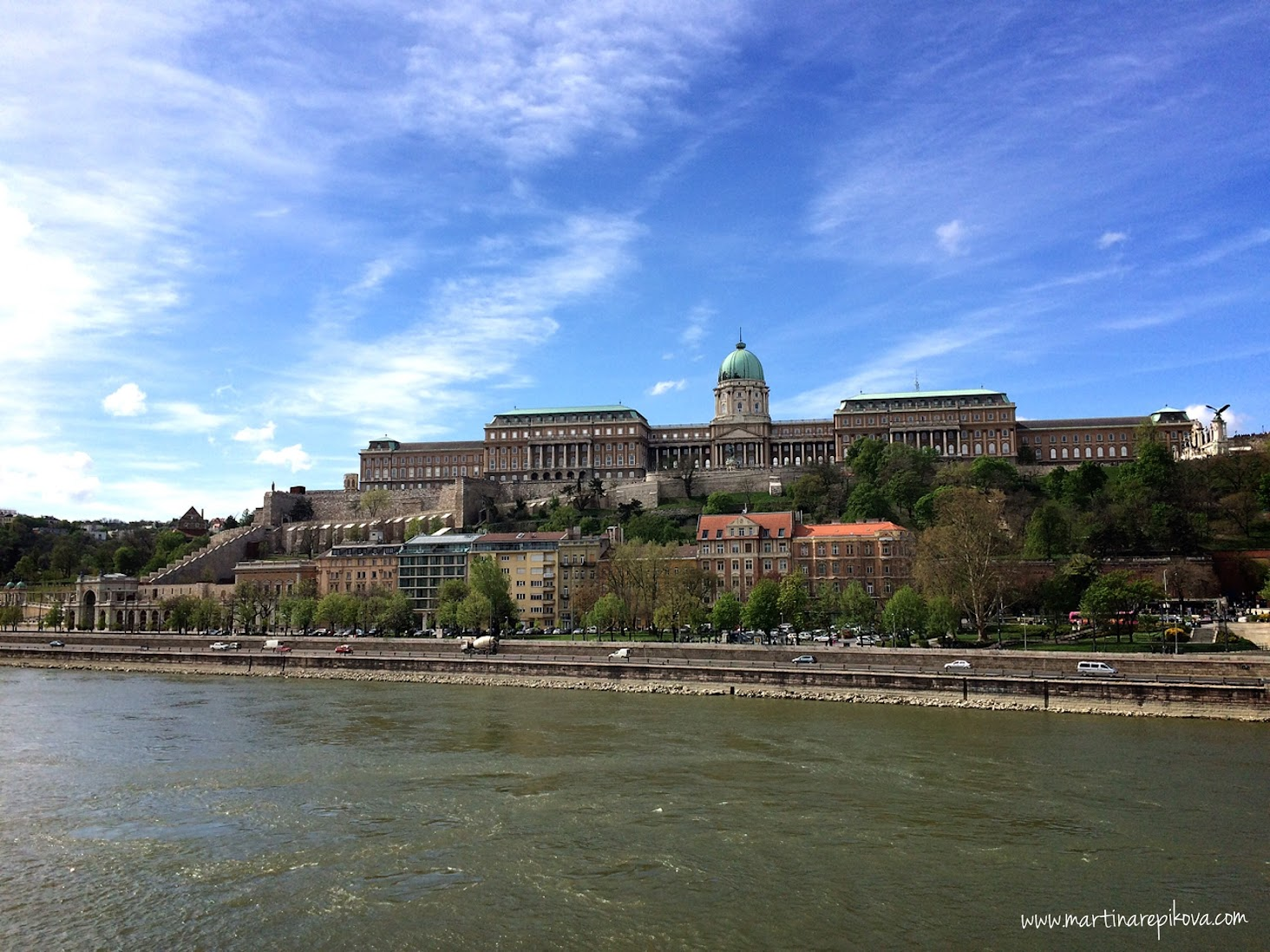 Buda with the Royal palace