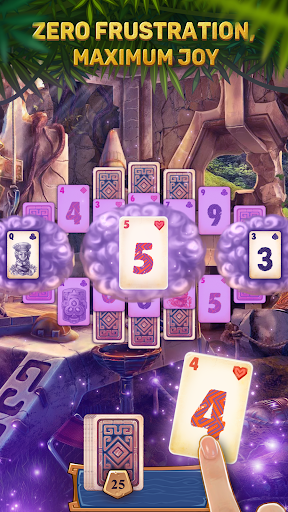 Solitaire Treasure of Time modavailable screenshots 5