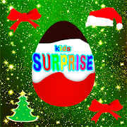 Christmas Surprising Egg