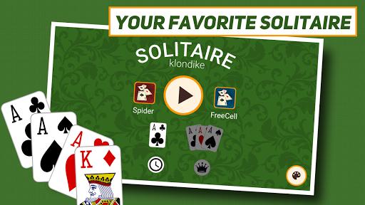 Solitaire: Classic & Klondike 1.1.12 screenshots 1