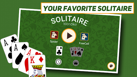 Solitaire: Classic & Klondike 1
