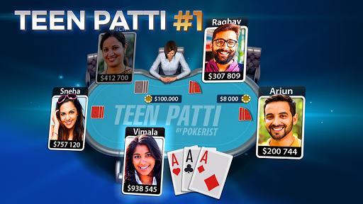 Teen Patti by Pokerist apkslow screenshots 6