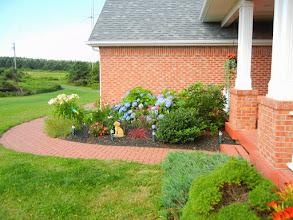 Photo: Entry Walkway to Front Door