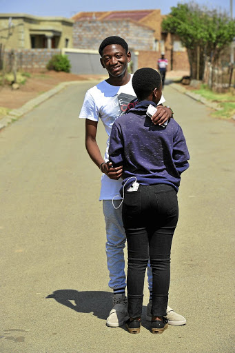 Mduduzi Tlou, 18, and his lover, 16, were suspended from school in Tsakane, on the East Rand, for getting engaged.
