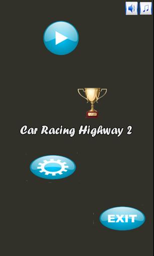 Car Racing Highway 2
