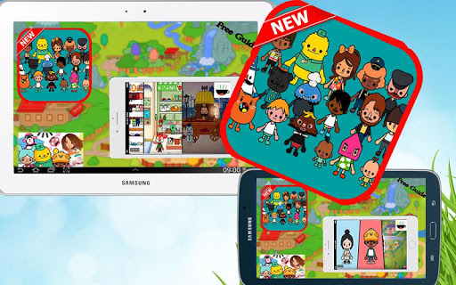 all free tocaboca games about for PC