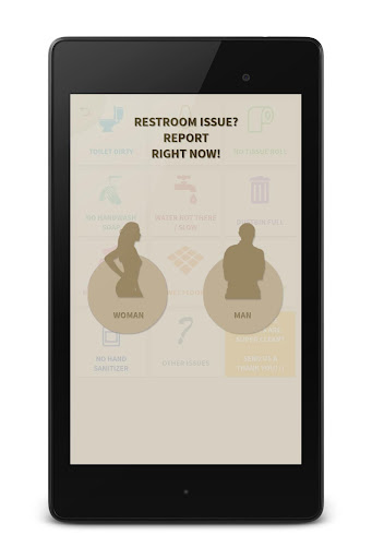 Restroom Toilet Management App