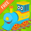 Game Train for Kids - Free icon