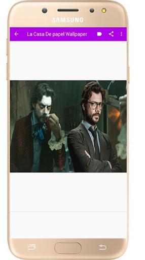 La casa De Papel HD Wallpaper: Best 4k Picture 1.0 screenshots 8