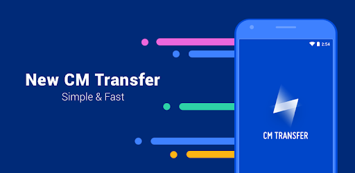 CM Transfer - Share any files with friends nearby for PC