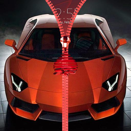 Cars Zipper Lock Screen Apps On Google Play