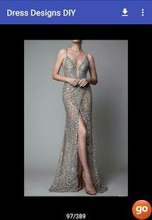 Unique Dress Designs - náhled