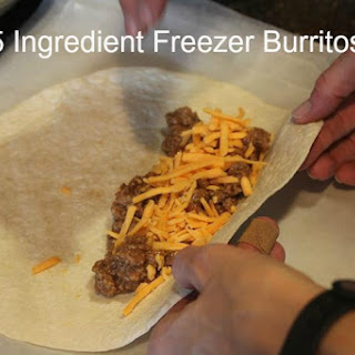 Flour Tortilla Ground Beef Recipes