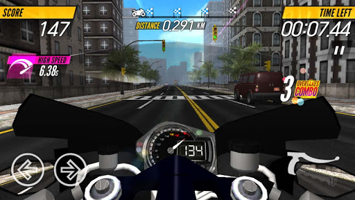 Motorcycle Racing Champion  screenshots 2