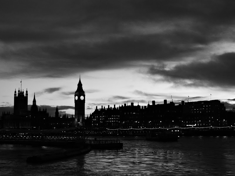 The dark side of London-Il lato oscuro di Londra di 2018 Urban Wanderer Photography