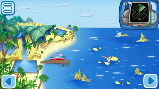 Funny Kids Fishing Games filehippodl screenshot 1