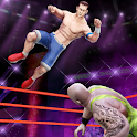 Cage Wrestling Games: Ring Fighting Champions icon