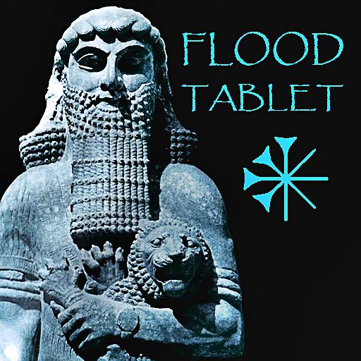 Flood Tablet Sumerian Epic of Gilgamesh (Deluge) - Apps on Google Play