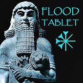 Flood Tablet Epic of Gilgamesh