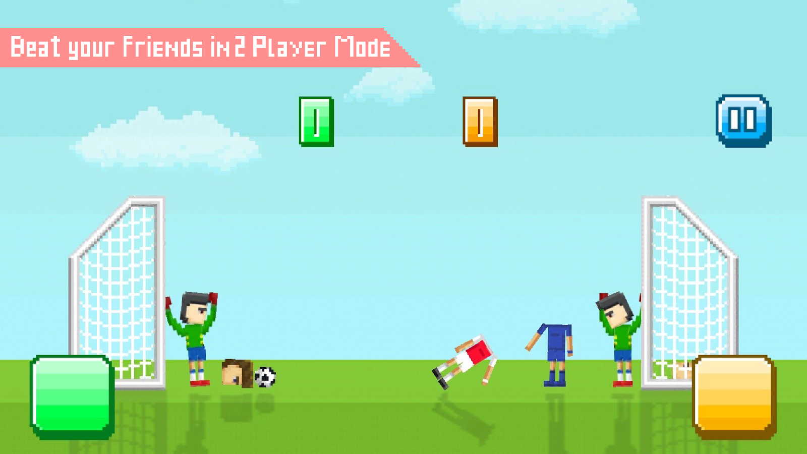 Funny Soccer - 2 Player Games - Android Apps on Google Play Soccer Physics
