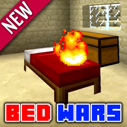 Bed Wars Game MCPE Mod