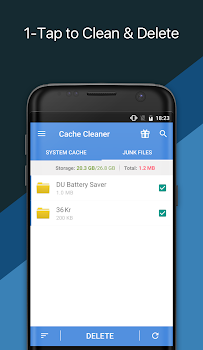 App Cache Cleaner - 1Tap Boost Clean Junk Files