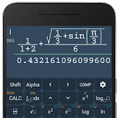NCALC FX 570 VN PLUS Natural Calculator (BETA)